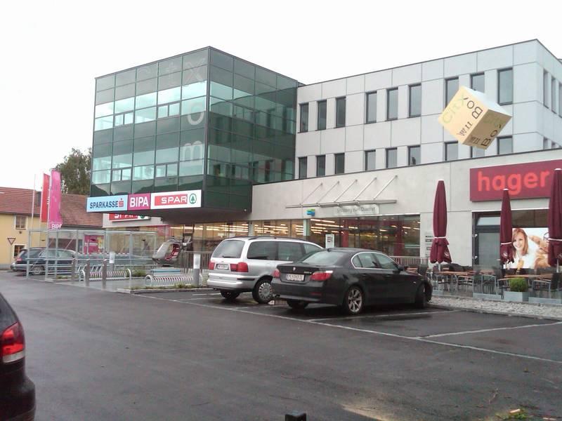 """Abbruch und Neubau FMZ """"Citybox"""" Wilhelmsburg: Tbec TOTAL"""